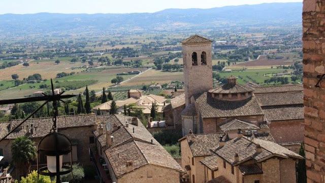 Số tín hữu hành hương Assisi đạt kỷ lục trong năm 2019