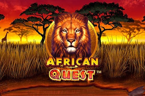ULASAN SLOT MICROGAMING AFRICAN QUEST