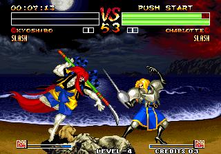 Samurai Shodown 4+arcade+game+fighter+portable+download free+descargar gratis full+videojuego