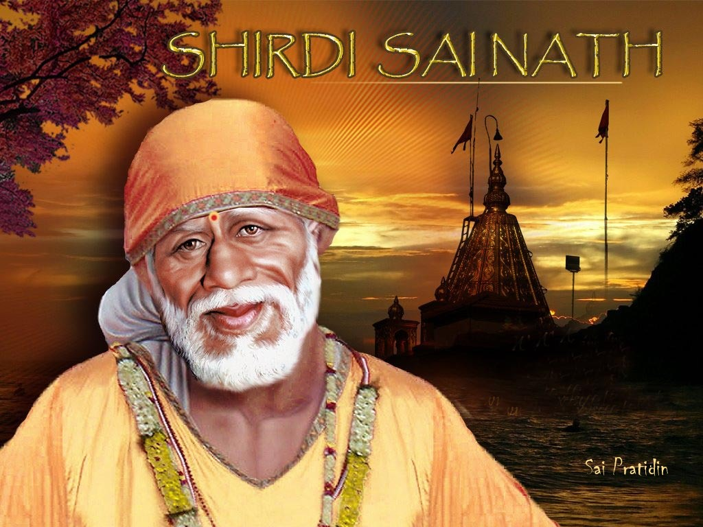 Hd wallpaper sai baba - Www Sai Baba Images