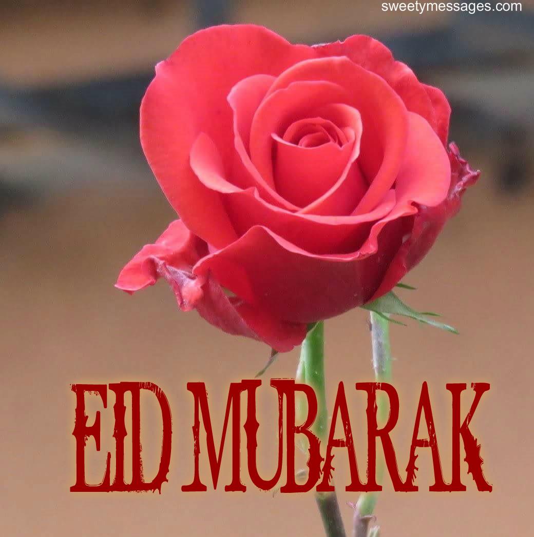 Happy eid mubarak messages beautiful messages eid mubarak cards pictures images m4hsunfo
