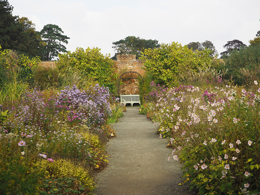 Berrington Hall Garden