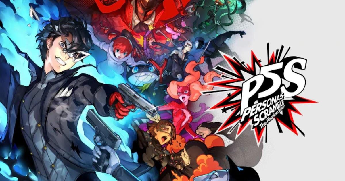 Persona 5 Royal (PS4 / PlayStation 4) Game Profile | News, Reviews, Videos & Screenshots