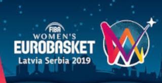 logo eurobasket femenino 2019