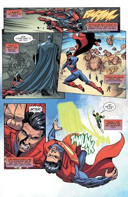 Review de Injustice: Zona Cero de Brian Buccellato - ECC ediciones
