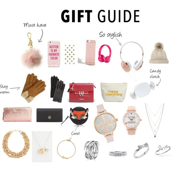 Gift Guide for Accessory Lovers