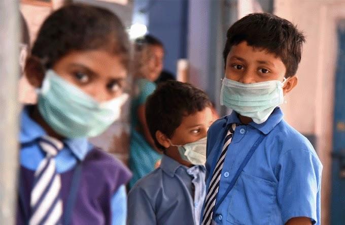 ब्रेकिंग - छ. ग. स्कूल खुलते ही कोरोना भी अनलॉक , कई बच्चे संक्रमित  Chhattisgarh 24 Covid - 19 Infected Including 8 Children