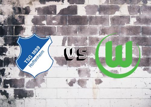 Hoffenheim vs Wolfsburg  Resumen
