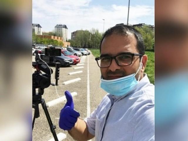 Spanyol Izinkan Agen Mossad Israel Interogasi Jurnalis Palestina Di Madrid
