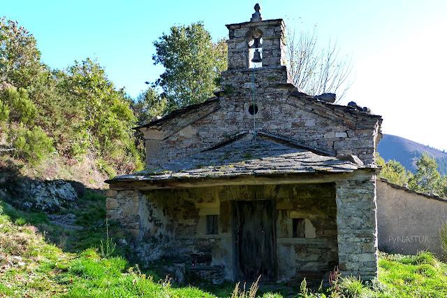 Capilla de San Cristobal - Los Oscos - Asturias