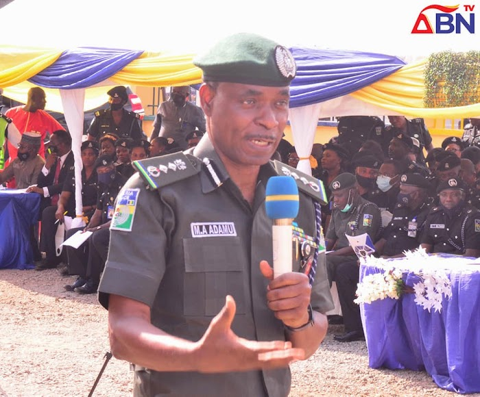 EndSARS: IGP Adamu Visits Abia, Charges Police To Crush Criminal Elements