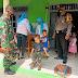 Babinsa Karangdowo Dampingi Bidan Desa Posyandu Dan Pemberian Vitamin A