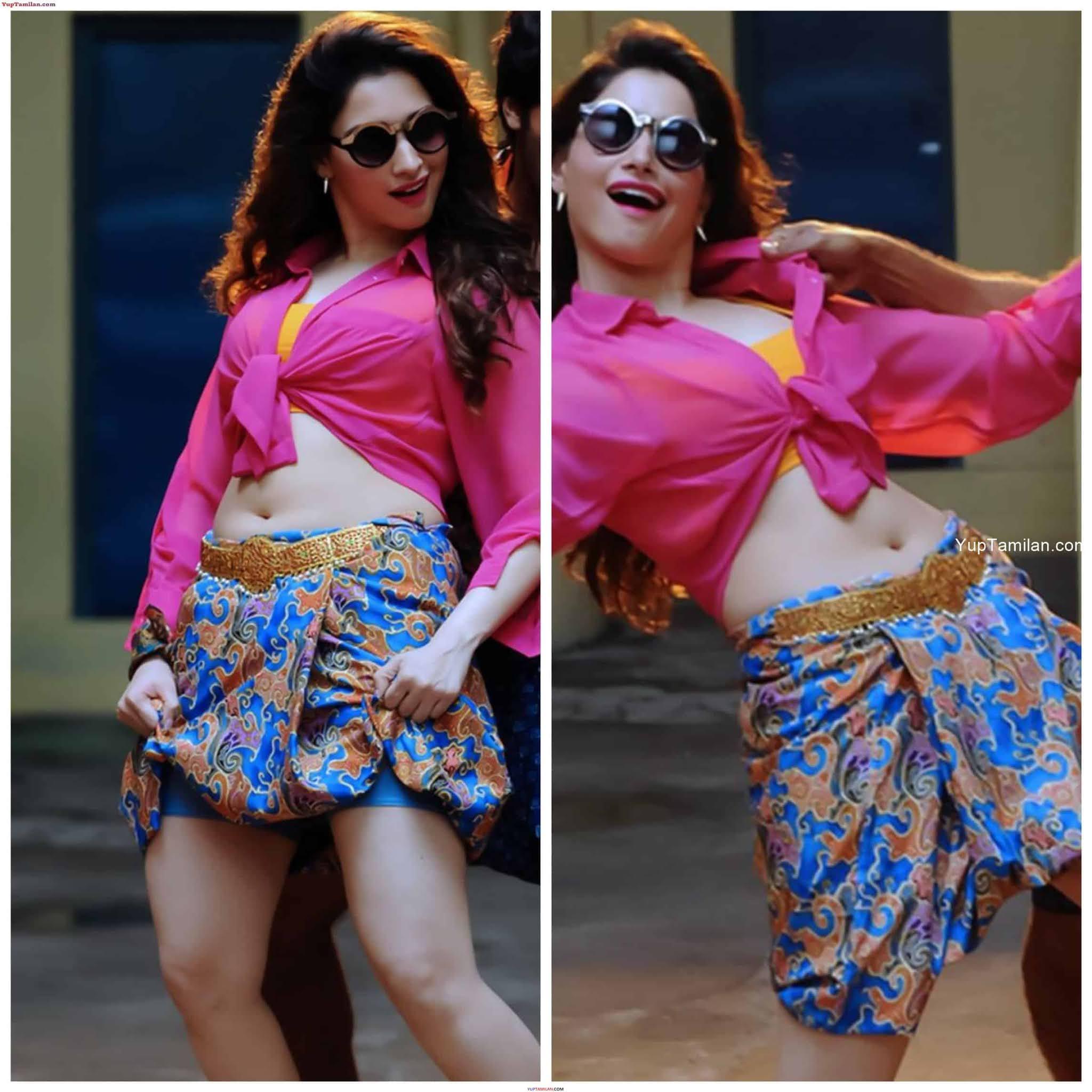 Tamanna Hot Navel Images
