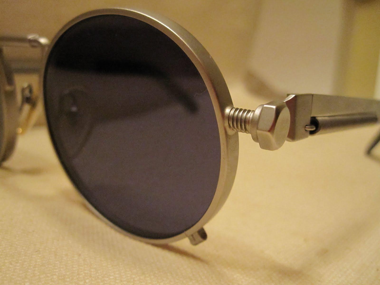 vintage alasdecristal jean paul gaultier gafas vintage. Black Bedroom Furniture Sets. Home Design Ideas