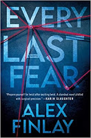 Every Last Fear by Alex Finlay (Book cover)