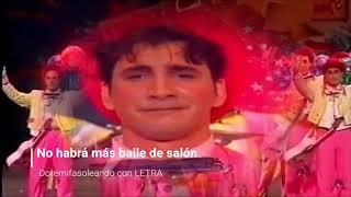"""💥😢Pasodoble con LETRA """"No habrá más baile"""". Comparsa """"Doremifasoleando """" (1992)"""