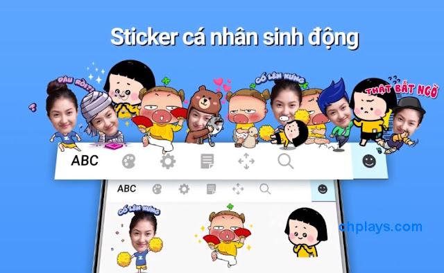 Tải bàn phím gõ tiếng Việt - Laban Key Apk cho điện thoại Android e