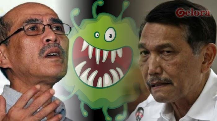 Faisal Basri: Luhut Pandjaitan Lebih Berbahaya dari Virus Corona