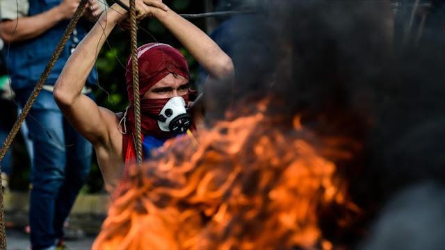 Venezuela captura a ejecutor de acciones terroristas en Caracas