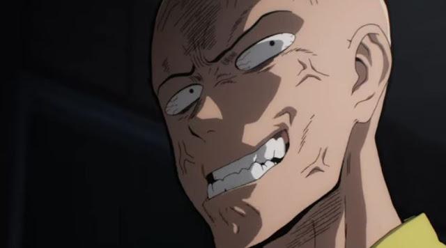 Inikah Kelemahan Saitama dari Anime One Punch Man?