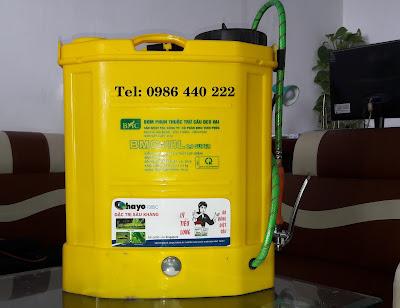Đại lý bán bình phun thuốc BMC tại Hà Nội