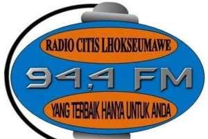 Radio CITIS FM 94.4 Lhokseumawe Aceh