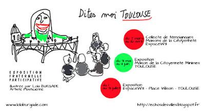 Campagne collecte kisskissbankbank Dites moi Toulouse