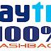 Paytm Mall Offer – 100% Cashback Offer On Mobile Recharge Upto Rs.35