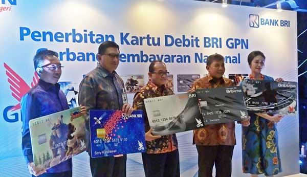 Kartu Debit GPN BRI Untuk Transaksi di Luar Negeri