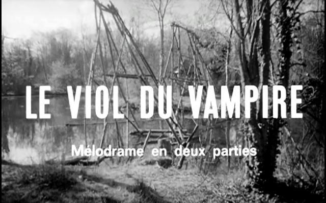 The Rape of the Vampire - Jean Rollin (1968) - SciFi-Movies