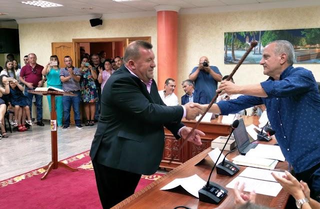 Fuerteventura.-  Matías Peña García  elegido alcalde del Municipio de Antigua