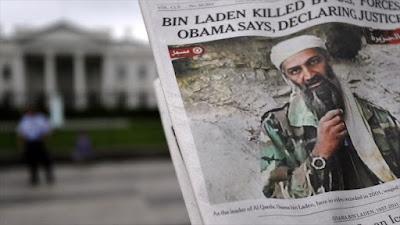 Periódico que publicó en 2011 información sobre la muerte del exlíder de Al-Qaeda, Osama bin Laden.