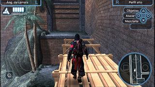 INCRÍVEL ASSASSIN'S CREED BLOONDLINES (MOD) SÓ 100 MB PARA ANDROID (PPSSPP)