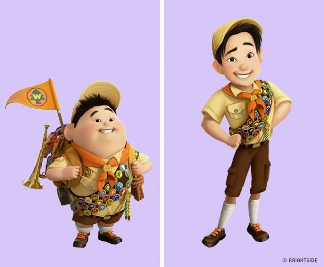 4. Russel (Up)