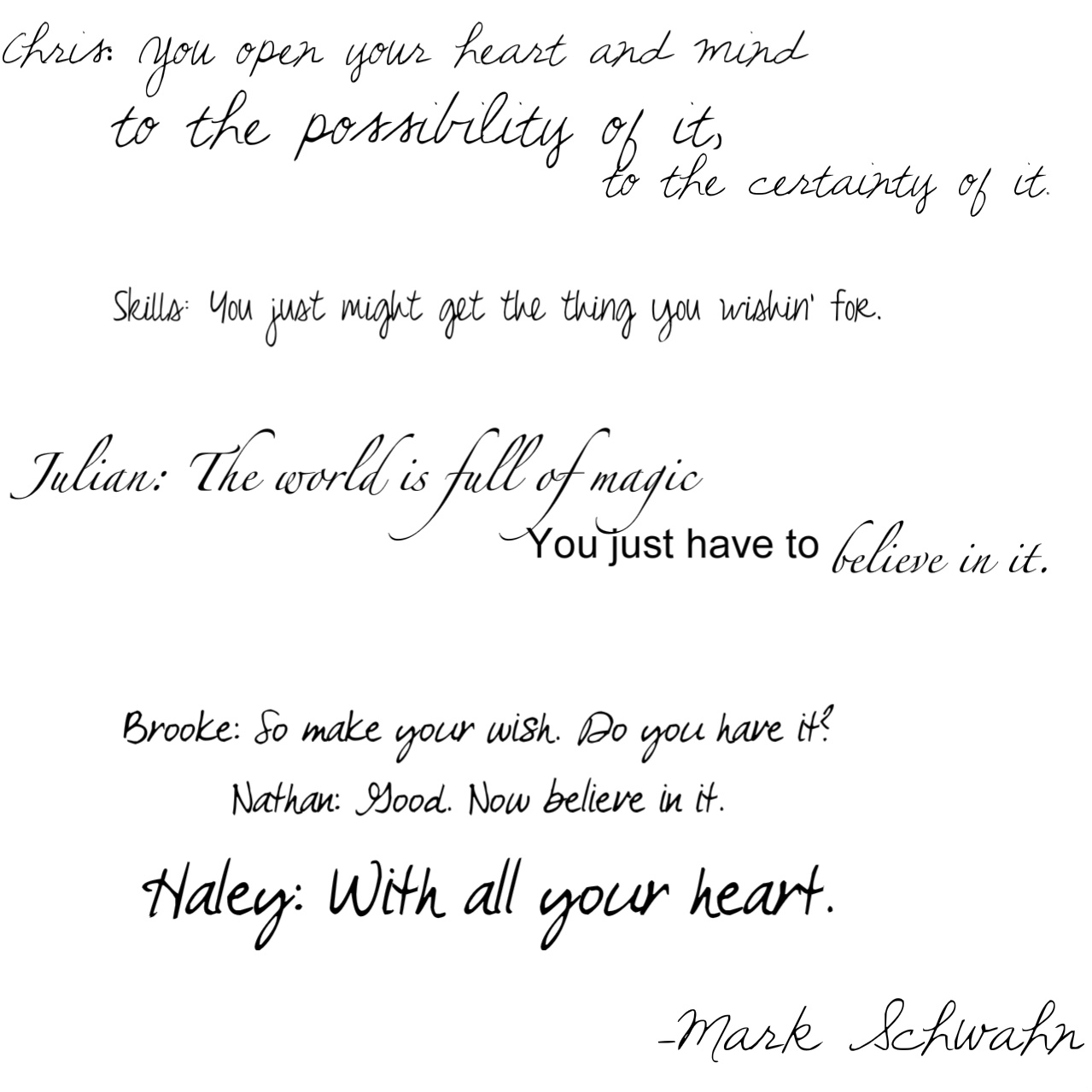 Fresh One Tree Hill Quotes On Love Thousands Of Inspiration Quotes