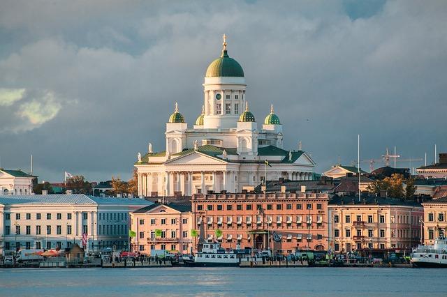 "Volta ao mundo pelas cidades de ""La Casa de Papel"" - Helsinque"