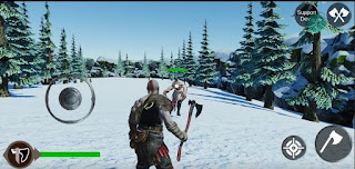 LANÇOU GOD OF WAR 4 PARA CELULARES ANDROID+DOWNLOAD/DESCARGA