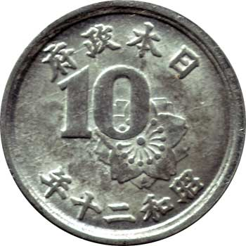 Dating china coins value