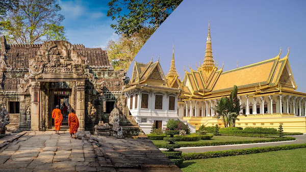 Cambodia Travel Guide and Itinerary