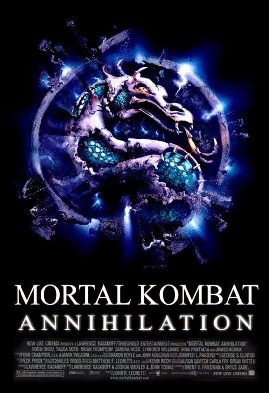 Mortal Kombat 2 : Destruction finale hd gratuit sans