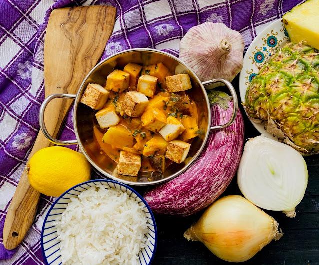 słodkie curry