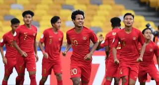 Lawan Indonesia di Perempatfinal Piala Asia U-16
