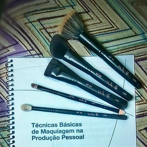 Curso Técnicas B´ssicas de Maquiagem na Produção Pessoal Senac Automaquiagem