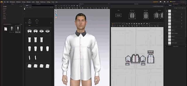 Marvelous Designer 7.5 Enterprise