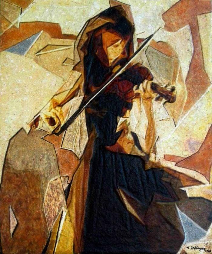 Турецкий художник.