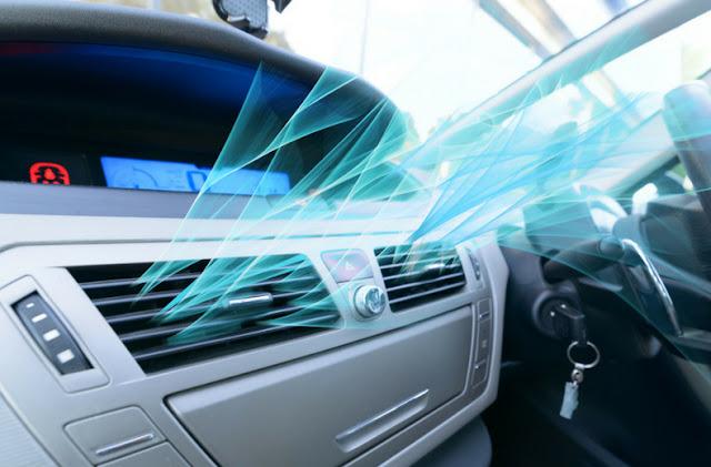 clean the car air conditioner