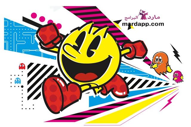 تحميل لعبة باك مان pac man القديمة الأصلية للكمبيوتر والاندرويد من ميديا فاير