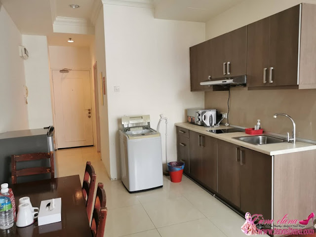 ZEN Home Parkview KLCC, Studio Apartment