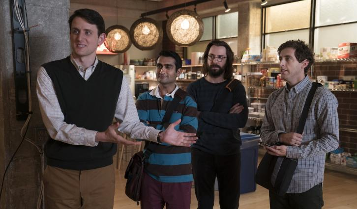 Silicon Valley - Season 5 - Promos, Promotional Photos, Poster + Premiere Date