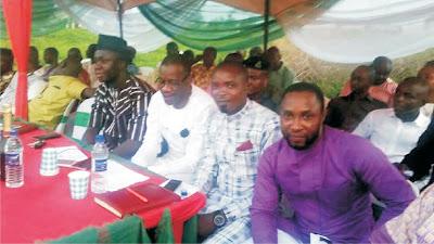 Uyo Ward 6 drums support for Governor Udom Emmanuel